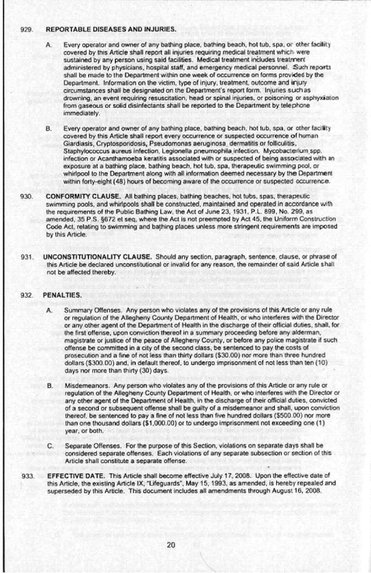 Rules and RegulationsOCR, page 23