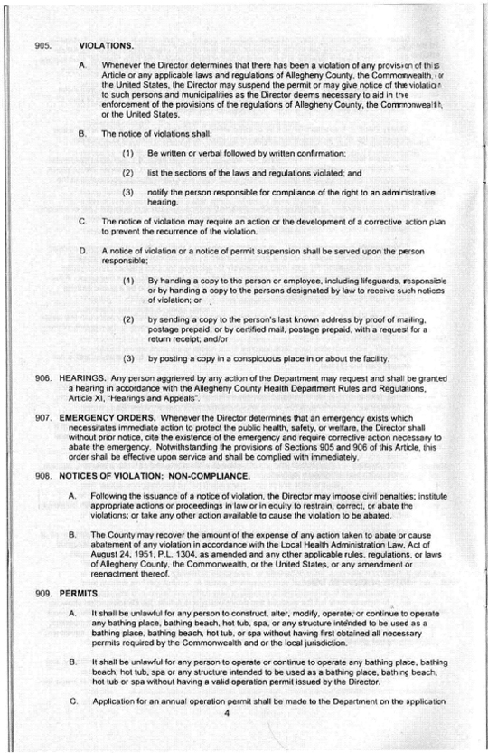 Rules and RegulationsOCR, page 7